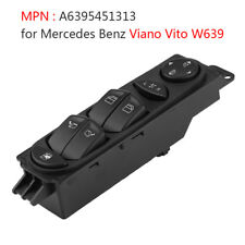 Car Power Master Window Control Switch for Benz Viano Vito W639 A6395451313