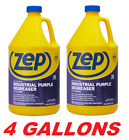 Zep Concentrated Industrial Purple Degreaser & Cleaner Commercial Quality, 4 Gal photo