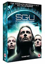 STARGATE UNIVERSE COMPLETE SEASONS 1-2 SERIES DVD BOX SET