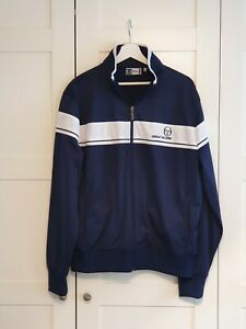 SERGIO TACCHINI TRACK SUIT JACKET TOP POCKETS AND ZIP XXL