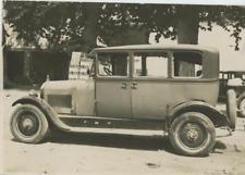 Voiture d'époque, cca. 1935  Vintage silver print.  Tirage argentique d&#