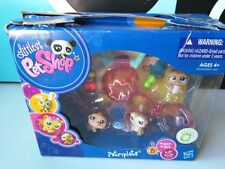 Littlest Pet Shop Pet Triplets Hamster Set Babies