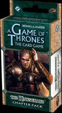 GAME OF THRONES THE CARD GAME LCG THE KINGSGUARD CHAPTER PACK