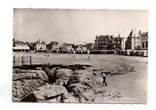 44 - cpsm - LE CROISIC - The beach Port Linen (A927)