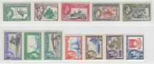 GILBERT & ELLICE ISLANDS 1939  ISSUE FULL SET UNUSED SCOTT 40/51