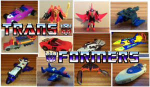 Transformers G1, G2, Beast Wars Collection [NEW STOCK ADDED]