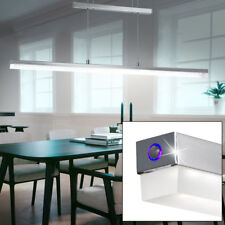 LED Luxus Hänge Lampe Wohn Ess Zimmer Decken Pendel Leuchte 23 Watt dimmbar WOFI