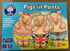 ORCHARD TOYS, Pigs In Pants, Fun/educational Game For Children, 4+