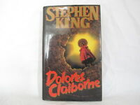 1993 Stephen King Dolores Claiborne Hard Cover Book (1st Edition)
