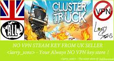 ClusterTruck  Steam key NO VPN Region Free UK Seller