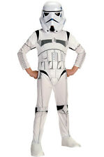 Star Wars Classic Stormtrooper Deluxe Child Boys Costume Halloween Medium (8-10)