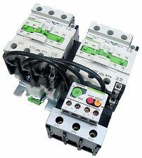 Reversing Motor Starter 40 HP @ 480V 48-65 Amp Overload 120V Coil Brand New