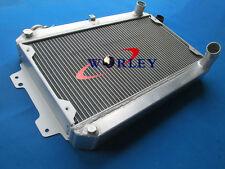 3 ROW Aluminum Radiator for Mazda RX-7 RX7 SA/FB S1 S2 S3 12A/13B MT 1979-1985