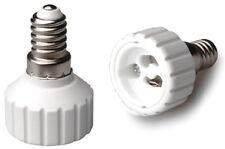Lampada Alogena Tubolare E14 : Adattatore gu e a lampadine per l illuminazione da interno ebay