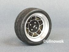 """99011-13 llantas de aluminio 1:18 ATS-Design 13"""" llanta pn incl. logo"""