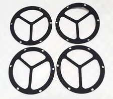 FORD CORTINA MK1 TWIN CAM GT REAR TAIL LIGHT SPONGE RUBBER GASKET SET OF 4