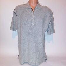 Structure Mens Polo Medium Short Sleeve Knit Shirt