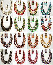 Mixed Metals Costume Jewellery Sets