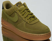 Nike Air Force 1 '07 LV8 Style Men's New Camper Green Casual Sneakers AQ0117-300
