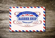 Barber Shop Sign, Metal Sign, Barber Shop Signs, Vintage Style, Barber Shop, 751