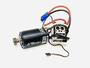 Tekin 1/8 RX8 Gen3 ESC/T8 Gen3 Brushless Motor Combo 1900kv