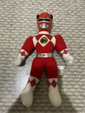 "Vintage Mighty Morphin Power Rangers 10"" Red Ranger ""Jason"" Action Pal 1993"