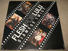 "FLESH FOR LULU Siamese Twist 12"" EP SEALED 1987 BEG 184T ENGLAND Dumbest Thing"