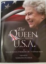 The Queen and the USA (2012 1st ED HC/DJ) Signed by the Authors