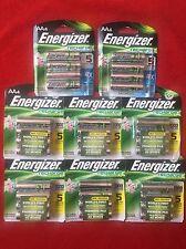 32 Energizer AA Recharge Batteries
