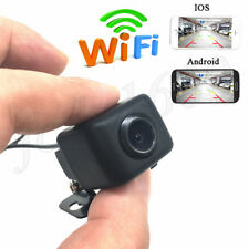 Wifi Car Parking Camera Rear Reverse Backup Cam APP Cigarette Lighter Plug&lay
