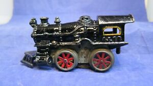 American Flyer Prewar O Gauge No.10 Cast Iron Clockwork Steam Loco! CT