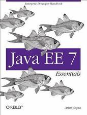 Java EE 7 Essentials by Arun Gupta (2013, Paperback)