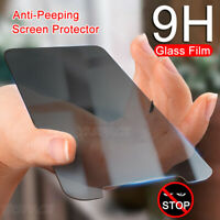 Anti-Spy Privacy Screen protector Glass For iPhone 6 7 8 Plus X XR XS 11 Pro MAX