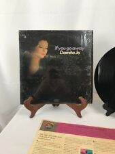 Danita Jo - If You Go Away - (SHRINK)LP Vinyl Record (H1)