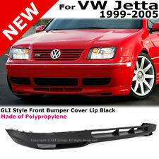 For VW Jetta Sedan MK4 1999-2005 GLI Styled Front Bumper Lip Spoiler Valance PP