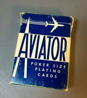 Deck of Vintage Aviator No. 914 Playing Cards