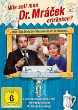 DVD * WIE SOLL MAN DR. MRACEK ERTRÄNKEN ? ODER DAS ENDE DER ... # NEU OVP &