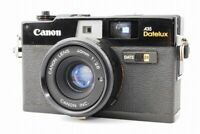 [Near MINT] Canon A35 Datelux 40mm F2.8 Lens 35mm Film Camera from Japan #651