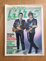 SMASH HITS Feb 1980 Rare Early Issue Buggles, Revillos, Sting, Suzi Quatro VGC