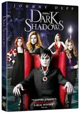 Dark Shadows DVD 5051892116039 Johnny Depp Eva Green Michelle Pfeiffer J.