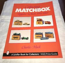 Collecting Matchbox Regular Wheels, 1953-69 by Charlie Mack Author Inscribed