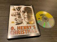 O HENRY'S Christmas DVD Martin Balsam Anthony Quinn Eli Wallach