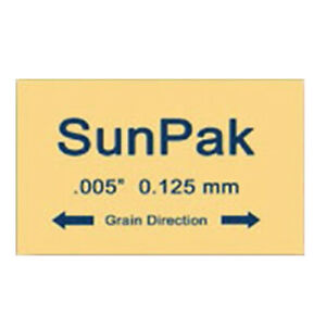 Sunpack Under Packing Blanket Sheets 24 x 30 x .004 Thickness Offset Press