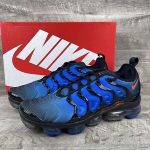 Nike Air vapormax Plus Knicks Blue DO6679-001 Mens Shoes Size 12 Sneakers