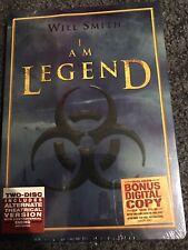I Am Legend [DVD SteelBook]