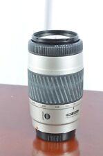 Minolta 70-300mm 1:4-5~6 AF Zoom Lens for Minolta AF