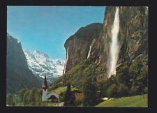 Switzerland Lauterbrunnen Staubbach Grosshorn Apartment/Chalet near waterfalls