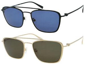 Salvatore Ferragamo Men's Titanium Navigator Sunglasses SF500S - Made In Japan
