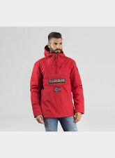 Capospalla e Giubbotti Uomo Napapijri Rainforest Winter 1 N0ygnj Autunno/inverno Red 2xl