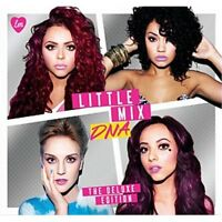 LITTLE MIX-DNA(2012)-Wings, Change Your Life-New Sealed-CD+DVD-Deluxe Edition